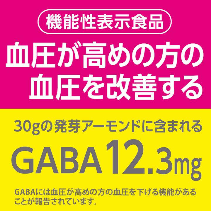 血圧高めの方の血圧を改善する GABA