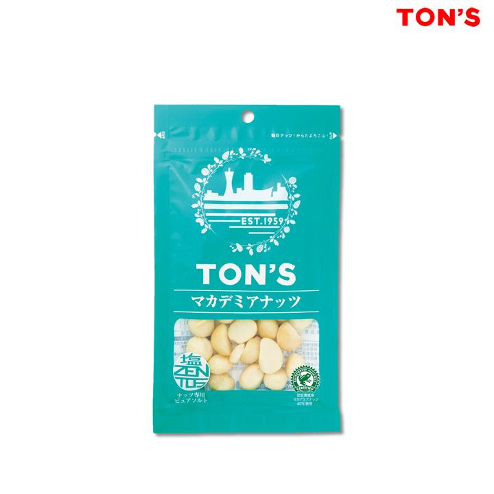 TON'S マカデミアナッツ